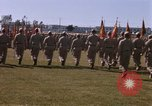 Image of Major General Kyle and General Sawyer United States USA, 1967, second 44 stock footage video 65675022395