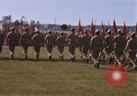Image of Major General Kyle and General Sawyer United States USA, 1967, second 45 stock footage video 65675022395