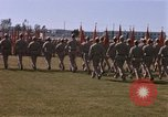 Image of Major General Kyle and General Sawyer United States USA, 1967, second 46 stock footage video 65675022395
