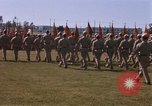 Image of Major General Kyle and General Sawyer United States USA, 1967, second 47 stock footage video 65675022395