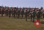 Image of Major General Kyle and General Sawyer United States USA, 1967, second 49 stock footage video 65675022395