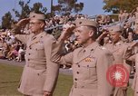 Image of Major General Kyle and General Sawyer United States USA, 1967, second 55 stock footage video 65675022395