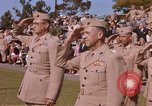 Image of Major General Kyle and General Sawyer United States USA, 1967, second 56 stock footage video 65675022395