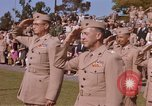 Image of Major General Kyle and General Sawyer United States USA, 1967, second 57 stock footage video 65675022395