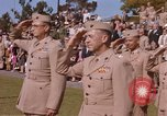 Image of Major General Kyle and General Sawyer United States USA, 1967, second 58 stock footage video 65675022395