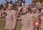 Image of Major General Kyle and General Sawyer United States USA, 1967, second 59 stock footage video 65675022395