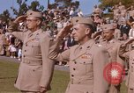 Image of Major General Kyle and General Sawyer United States USA, 1967, second 60 stock footage video 65675022395