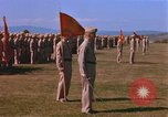 Image of Members of the 5th Division of USMC Camp Pendleton California USA, 1967, second 12 stock footage video 65675022396