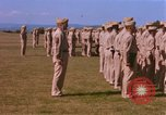 Image of Members of the 5th Division of USMC Camp Pendleton California USA, 1967, second 26 stock footage video 65675022396