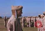 Image of Members of the 5th Division of USMC Camp Pendleton California USA, 1967, second 31 stock footage video 65675022396
