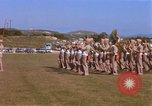 Image of Members of the 5th Division of USMC Camp Pendleton California USA, 1967, second 58 stock footage video 65675022396