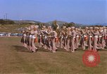 Image of Members of the 5th Division of USMC Camp Pendleton California USA, 1967, second 60 stock footage video 65675022396