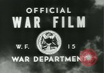 Image of bombing on Hansa Bay and Wewak Papua New Guinea, 1943, second 13 stock footage video 65675022408