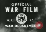 Image of bombing on Hansa Bay and Wewak Papua New Guinea, 1943, second 14 stock footage video 65675022408