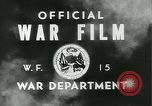 Image of bombing on Hansa Bay and Wewak Papua New Guinea, 1943, second 16 stock footage video 65675022408