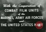 Image of bombing on Hansa Bay and Wewak Papua New Guinea, 1943, second 22 stock footage video 65675022408