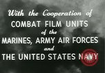 Image of bombing on Hansa Bay and Wewak Papua New Guinea, 1943, second 24 stock footage video 65675022408