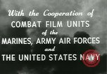 Image of bombing on Hansa Bay and Wewak Papua New Guinea, 1943, second 26 stock footage video 65675022408