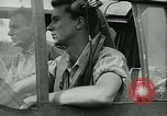 Image of bombing on Hansa Bay and Wewak Papua New Guinea, 1943, second 55 stock footage video 65675022408