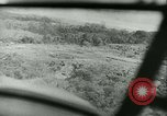 Image of bombing on Rabaul Papua New Guinea, 1943, second 30 stock footage video 65675022409