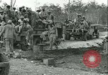 Image of U.S. 828th Engineer Aviation Battalion African American Munda New Georgia Solomon Islands, 1943, second 48 stock footage video 65675022411