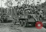 Image of U.S. 828th Engineer Aviation Battalion African American Munda New Georgia Solomon Islands, 1943, second 54 stock footage video 65675022411