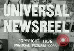 Image of Horse named Pompoon New York United States USA, 1936, second 2 stock footage video 65675022412