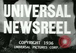 Image of Horse named Pompoon New York United States USA, 1936, second 3 stock footage video 65675022412