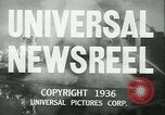 Image of Horse named Pompoon New York United States USA, 1936, second 5 stock footage video 65675022412