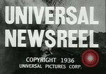 Image of Horse named Pompoon New York United States USA, 1936, second 14 stock footage video 65675022412