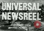 Image of Horse named Pompoon New York United States USA, 1936, second 16 stock footage video 65675022412