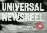 Image of Horse named Pompoon New York United States USA, 1936, second 19 stock footage video 65675022412