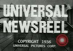 Image of Horse named Pompoon New York United States USA, 1936, second 21 stock footage video 65675022412