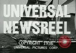 Image of Horse named Pompoon New York United States USA, 1936, second 23 stock footage video 65675022412