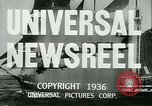 Image of Horse named Pompoon New York United States USA, 1936, second 24 stock footage video 65675022412