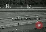 Image of Horse named Pompoon New York United States USA, 1936, second 49 stock footage video 65675022412