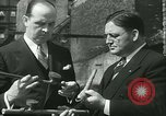 Image of Chicago police Chicago Illinois USA, 1936, second 40 stock footage video 65675022414