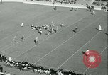 Image of Notre Dame versus Carnegie Tech football South Bend Indiana USA, 1936, second 19 stock footage video 65675022420