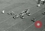 Image of Notre Dame versus Carnegie Tech football South Bend Indiana USA, 1936, second 23 stock footage video 65675022420