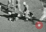 Image of Notre Dame versus Carnegie Tech football South Bend Indiana USA, 1936, second 46 stock footage video 65675022420
