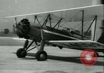 Image of reversible propeller tested Burbank California USA, 1934, second 49 stock footage video 65675022425
