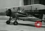 Image of reversible propeller tested Burbank California USA, 1934, second 50 stock footage video 65675022425
