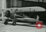 Image of reversible propeller tested Burbank California USA, 1934, second 51 stock footage video 65675022425