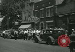 Image of FDIC pays depositors of failed Fon Du Lac Bank East Peoria Illinois USA, 1934, second 2 stock footage video 65675022427