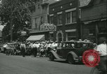 Image of FDIC pays depositors of failed Fon Du Lac Bank East Peoria Illinois USA, 1934, second 3 stock footage video 65675022427