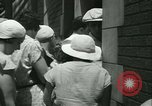 Image of FDIC pays depositors of failed Fon Du Lac Bank East Peoria Illinois USA, 1934, second 14 stock footage video 65675022427