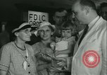 Image of FDIC pays depositors of failed Fon Du Lac Bank East Peoria Illinois USA, 1934, second 16 stock footage video 65675022427