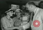 Image of FDIC pays depositors of failed Fon Du Lac Bank East Peoria Illinois USA, 1934, second 19 stock footage video 65675022427