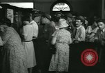 Image of FDIC pays depositors of failed Fon Du Lac Bank East Peoria Illinois USA, 1934, second 25 stock footage video 65675022427
