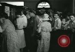 Image of FDIC pays depositors of failed Fon Du Lac Bank East Peoria Illinois USA, 1934, second 26 stock footage video 65675022427
